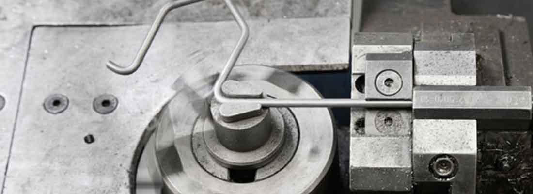 cnc wire forming